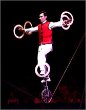 the greatest circus acts in the worls