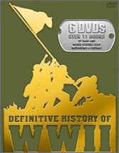 definitive history of world war 2