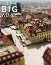 little big world DVD